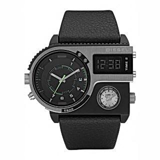 Часы Diesel DZ7127 кожаный ремешок