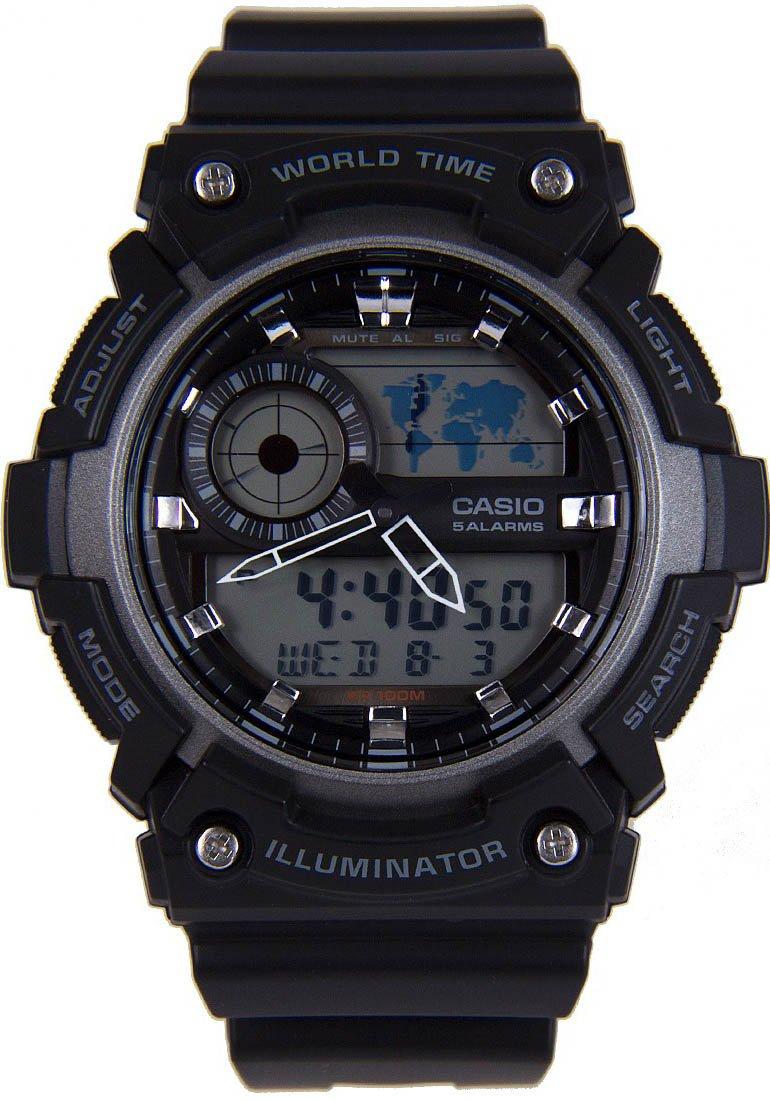 Casio AEQ-200W-1A - купить наручные часы  цены, отзывы ... 3327976710c