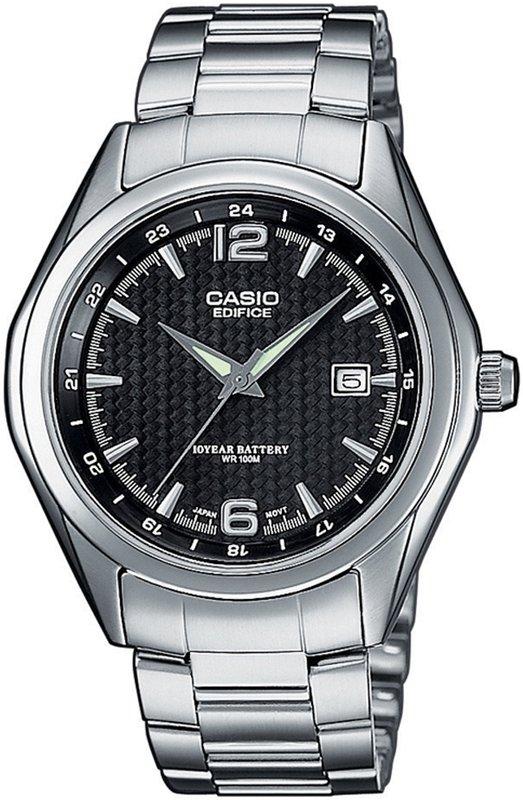 Casio EF-121D-1A - купить наручные часы  цены, отзывы ... 0934f4b301c