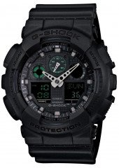 Мужские часы CASIO G-Shock GA-100MB-1AER