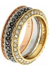 Женское кольцо FOSSIL JF02126998