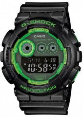 Мужские часы CASIO G-Shock GD-120N-1B3ER