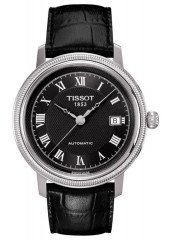 Мужские часы TISSOT T045.407.16.053.00 BRIDGEPORT