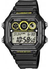 Мужские часы CASIO AE-1300WH-1AVEF
