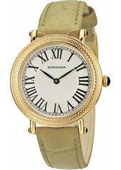 Женские часы ROMANSON RL1253SLG WH