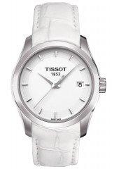 Женские часы TISSOT T035.210.16.011.00 COUTURIER