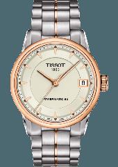 Женские часы TISSOT LUXURY AUTOMATIC T086.207.22.261.01