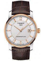 Мужские часы TISSOT T087.407.56.037.00