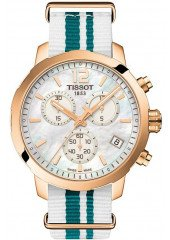 Tissot QUICKSTER CHRONOGRAPH T095.417.37.117.01
