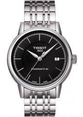 Мужские часы TISSOT T085.407.11.051.00 Carson Powermatic 80 Automatic