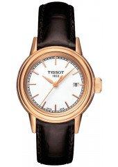 Женские часы TISSOT T-Classic Carson T085.210.36.011.00