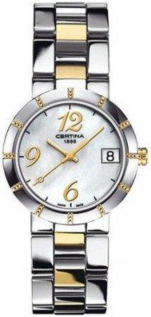 Женские часы CERTINA C009.210.22.112.00