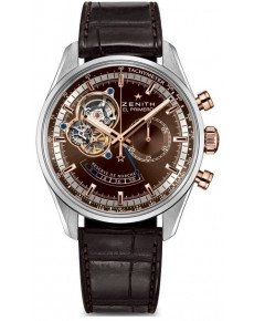 Мужские часы ZENITH 03.2086.4021/77.C494