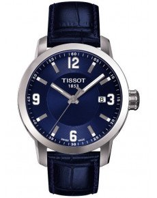 Мужские часы TISSOT T055.410.16.047.00 PRC 200