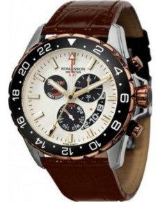 Мужские часы ROMANSON TM5A22HMR2T WH