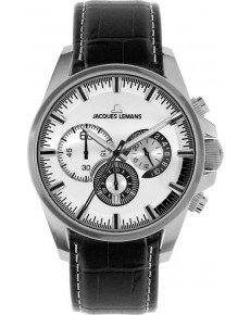 Мужские часы JACQUES LEMANS 1-1655B