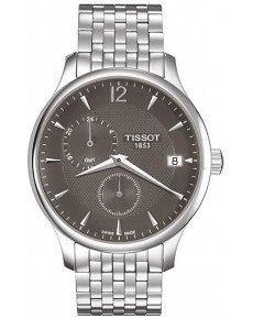 Мужские часы TISSOT T063.639.11.067.00 TRADITION
