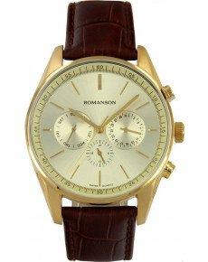 Мужские часы ROMANSON TL9224MG GD
