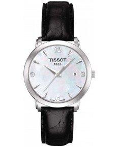 Женские часы TISSOT T057.210.16.117.00 EVERYTIME