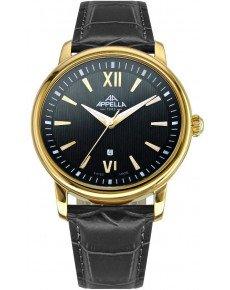 Мужские часы APPELLA A-4335-1014
