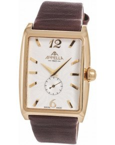 Мужские часы APPELLA A-4339-1011