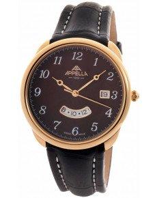 Мужские часы APPELLA A-4365-1014