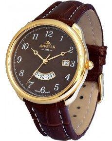 Мужские часы APPELLA A-4365-10115