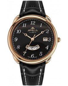 Мужские часы APPELLA A-4365-4014