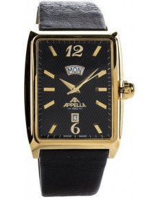 Мужские часы APPELLA A-4337-4014