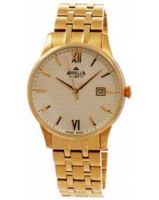 Мужские часы APPELLA A-4361-1002