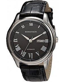Мужские часы ROMANSON TL3222RMW BK