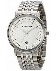 Мужские часы ROMANSON TM4225MWH WH