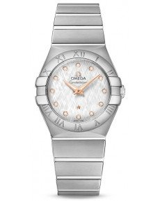 OMEGA CONSTELLATION QUARTZ 27 ММ 123.10.27.60.52.001