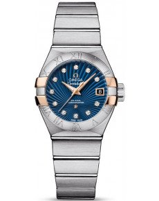 OMEGA CONSTELLATION QUARTZ 24 ММ 123.20.27.20.53.002