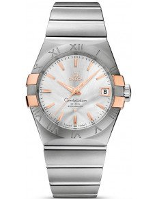 OMEGA CONSTELLATION CO‑AXIAL 38 ММ 123.20.38.21.02.004