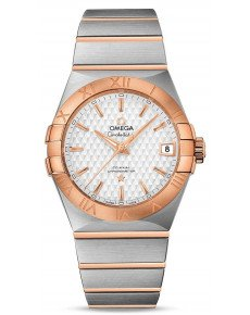 OMEGA CONSTELLATION CO‑AXIAL 38 ММ 123.20.38.21.02.00
