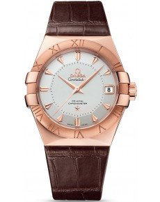 OMEGA CONSTELLATION CO‑AXIAL 38 ММ 123.53.38.21.02.001