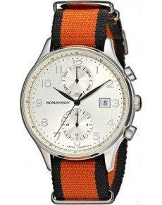 Мужские часы ROMANSON TL4218FMWH WH BR