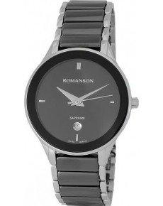 Женские часы ROMANSON TM4236LWH BK