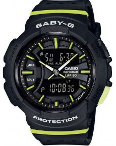 Женские часы CASIO BGA-240-1A2ER