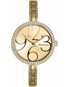 Женские часы ROMANSON RM7283TLG GD