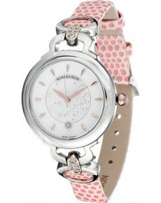 Женские часы ROMANSON RN2622QL2T WH