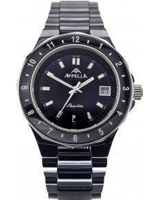 Мужские часы APPELLA A-4129-10004