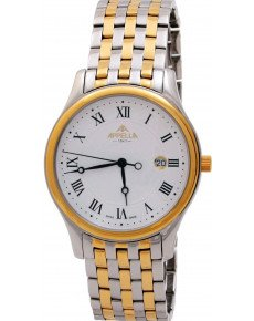 Мужские часы APPELLA A-4281-2001