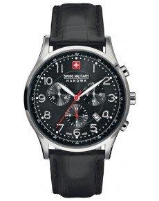 Мужские часы SWISS MILITARY HANOWA 06-4187.04.007