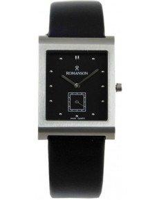 Мужские часы ROMANSON DL0581NMWH BK