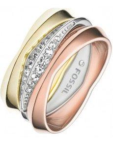 Женское кольцо FOSSIL JF02019998