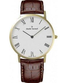 Мужские часы CLAUDE BERNARD 20202 37J BR