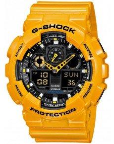 Мужские часы CASIO G-SHOCK GA-100A-9AER