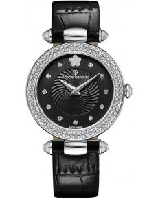 Женские часы CLAUDE BERNARD 20504 3P NPN2